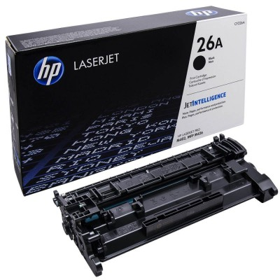 Toner Cartridge HP No.26A Black (CF226A)