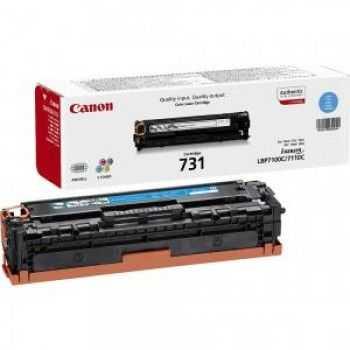 Toner Cartridge LBP7100C LBP7110C CRG731C cyan 1500 pagini