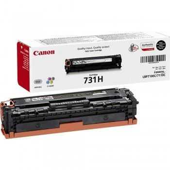 Toner Cartridge LBP7100C LBP7110C CRG731HBk black 2400 pagini