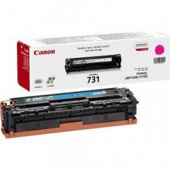 Toner Cartridge LBP7100C LBP7110C CRG731M magenta 1500 pagini