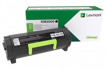 Toner Lexmark MX317DN MS317DN Black 2500 Pagini (51B2000)