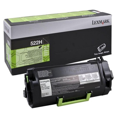 Toner Lexmark Return Black 25000 Pagini
