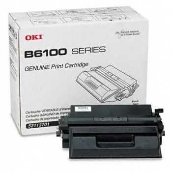 Toner Cartridge Oki B6100 black