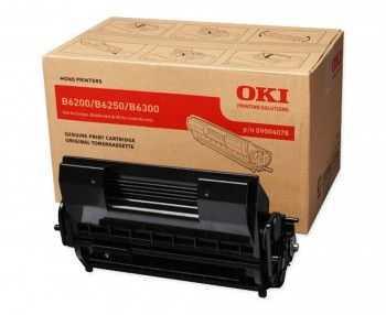 Toner Cartridge Oki B6200 black