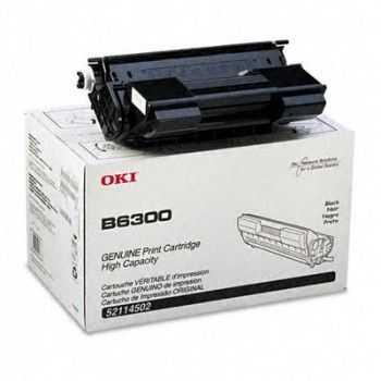 Toner Cartridge Oki B6300 black
