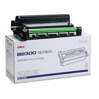 Toner Cartridge Oki B8300 black