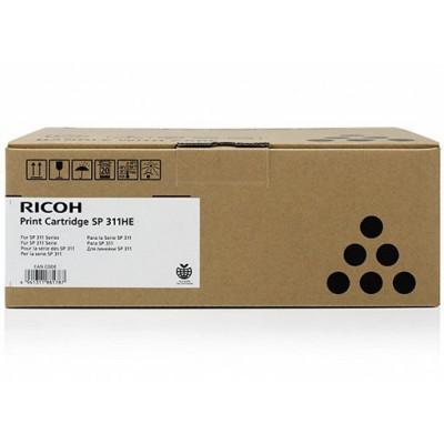 Toner Cartridge Ricoh Type SP311 Black 6400 Pagini (821242)