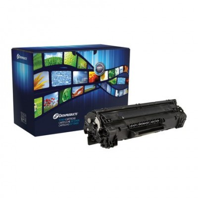 Toner Compatibil HP 12A Data Clover Black 4000 pagini