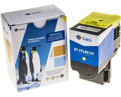 Toner Compatibil 802SY CX310dn Yellow 2000 Pagini