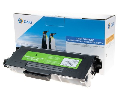 Toner compatibil Brother TN 3280 /TN3240 black 8000 pagini
