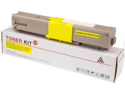 Toner Compatibil C301 Yellow 1500 Pagini