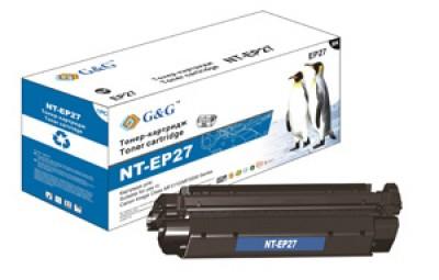 Toner Compatibil Canon EP-27 Black 2500 Pagini