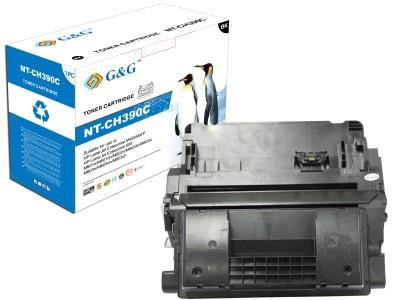 Toner Compatibil CE390A 90A Black 10000 Pagini