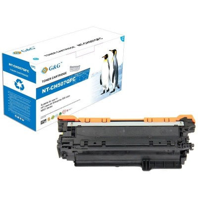 Toner Compatibil CE401A Cyan 6000 Pagini