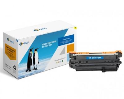 Toner Compatibil CE402A Yellow 6000 Pagini