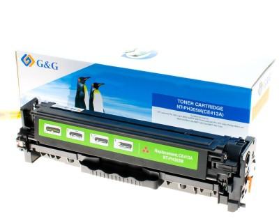 Toner Compatibil CE413A Magenta 2600 Pagini