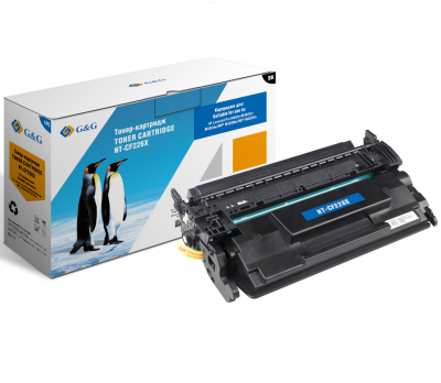 Toner Compatibil CF226X Black 9000 Pagini