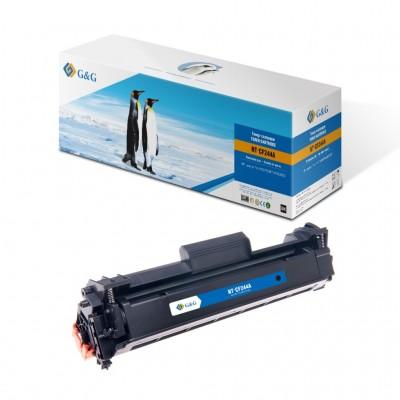 Toner Compatibil CF244A XL Negru 1.500 Pagini