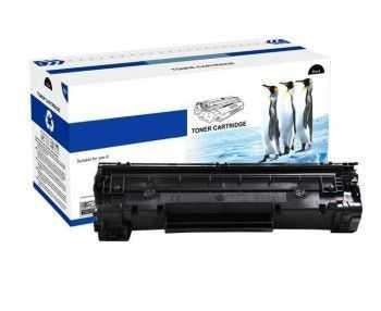 Toner compatibil CF283A black 2500 pagini pentru M125nw, M127fn, M127fw