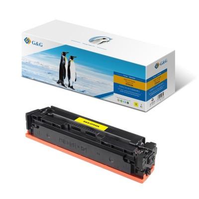 Toner Compatibil CF542X Yellow 2500 Pagini