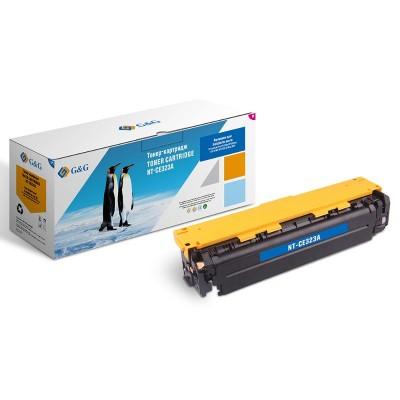 Toner Compatibil CE323A Magenta 1400 Pagini