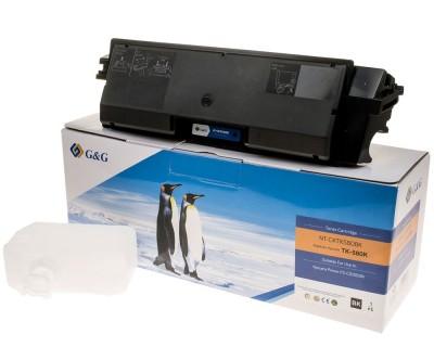 Toner compatibil FS-C5150DN TK-580K black 3500 pagini