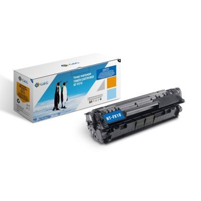 Toner Compatibil FX-10 Black 2000 Pagini