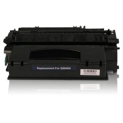 Toner Compatibil HP 49X Black 7.000 Pagini