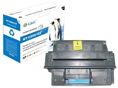 Toner Compatibil HP 61X Black 10.000 Pagini