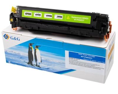 Toner Compatibil CB542A Yellow 1.400 Pagini