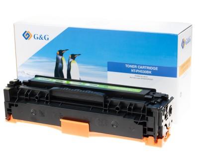 Toner Compatibil HP CP2025 C530A Black 3.500 Pagini