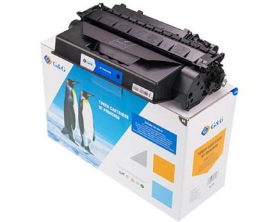 Toner Compatibil HP P2055DN 505X Black 6500 Pagini