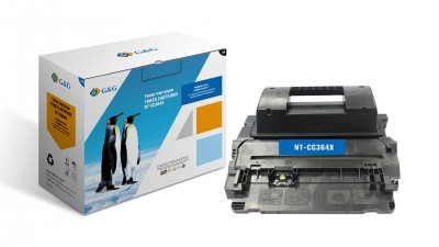 Toner compatibil HP P4014 64X black