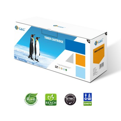 Toner Compatibil HP Q2612A Black