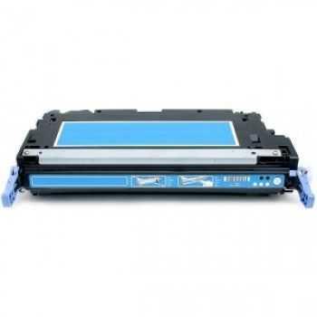 Toner compatibil HP Q7581A cyan