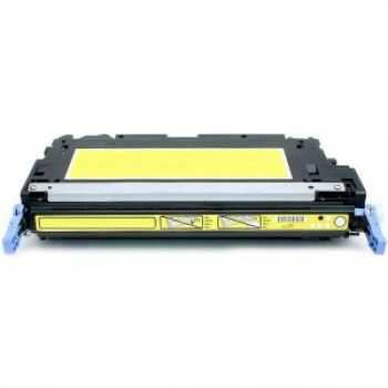 Toner compatibil HP Q7582A yellow