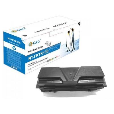 Toner compatibil Kyocera TK130 black 7200 pagini