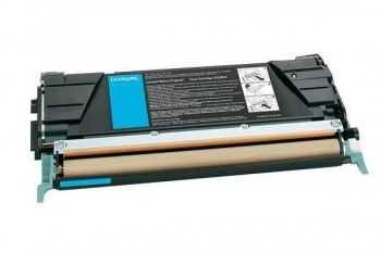 Toner compatibil Lexmark C522 C524 C530 C532 C534  cyan