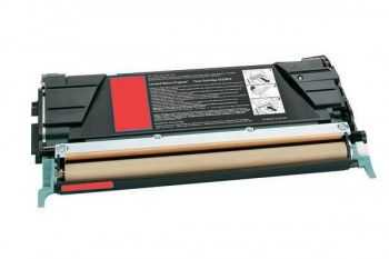 Toner compatibil Lexmark C522 C524 C530 C532 C534  magenta