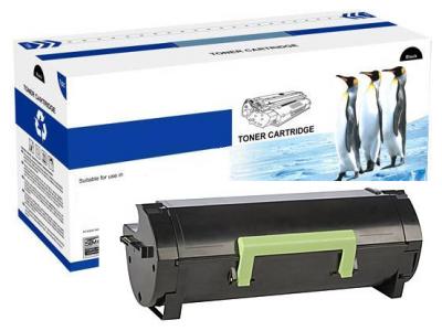 Toner compatibil MX310dn MX410de MX510de MX611de black 2500 pagini