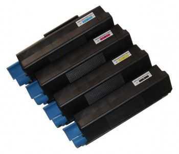 Toner compatibil Oki C5100N C 5150 C 5200 C5300N black 5000 pagini