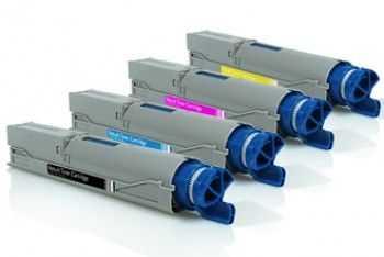 Toner Compatibil Oki C5650 C5750 Black 8000 pagini