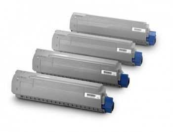 Toner compatibil Oki C5850 C5950 MC560 cyan