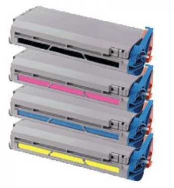 Toner compatibil Oki C7100 C7300 C7500 black
