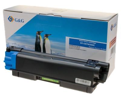 Toner Compatibil TK590K XL Black 14.600 Pagini