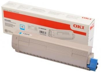 Toner Cyan pentru Oki C833 si C843 10.000 Pagini
