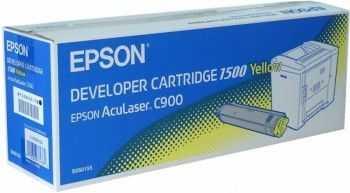 Toner Epson S050155 yellow