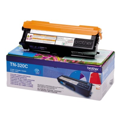Toner Brother TN320C Cyan 1.500 Pagini