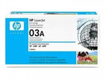 Toner HP 03A black