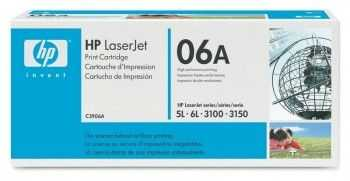 Toner Hp 06A black